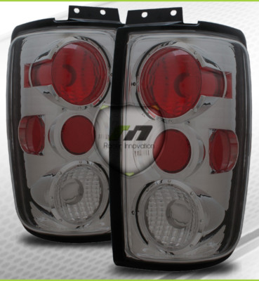 9702 Ford Expedition Smoke Tail Lights Brake Lamps 98