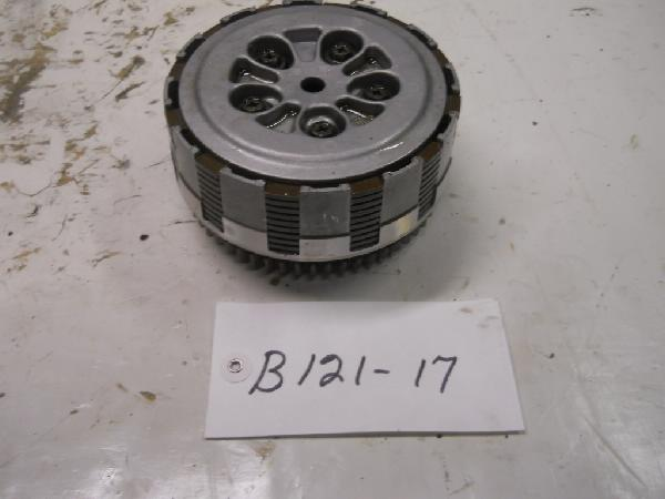 YZ250F Clutch Assembly Yamaha 2002 B12117