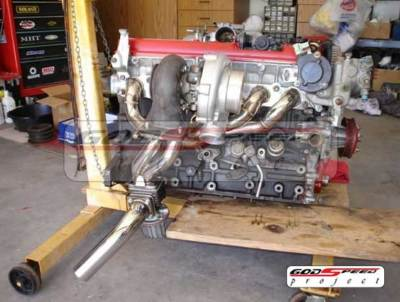 T3 SUPER T67 TURBO .84ar Twin Scroll Subaru Universal