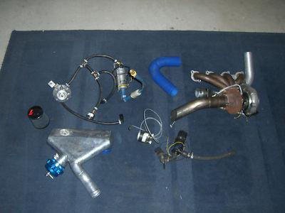 Hayabusa Turbo Kit