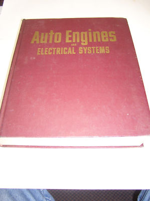 Auto Engines and Electrical Systems, (1970 book)