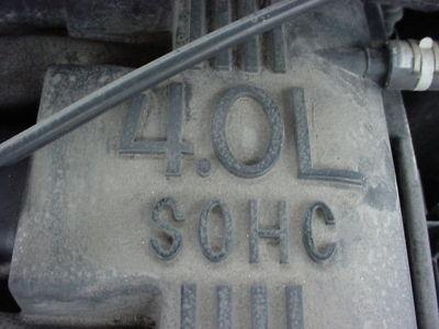 02 03 FORD EXPLORER ENGINE 4.0L