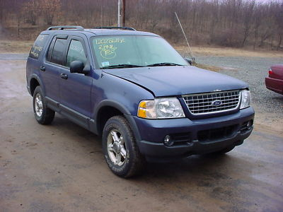 02 03 FORD EXPLORER AUTOMATIC TRANSMISSION