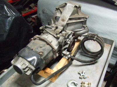 Porsche 944 Turbo 951 transmission transaxle