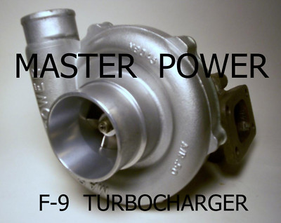T3/T4 TO4E 50, Stg 3 .48 A/R Gart Clone Turbocharger