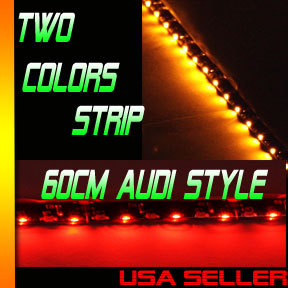 Universal LED Tailgate Strip Brake taillight LED