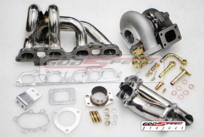 GODSPEED S13 S14 240sx sr20 td05 18g turbo kit 380hp