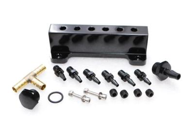 Turbo Vacuum Boost Wastegate Intake Manifold