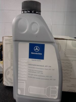 Mercedes  Benz Automatic Transmission Fluid ATF
