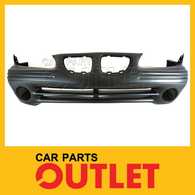 Pontiac Grand AM Bumper Cover Primed 2/4dr SE 96-98