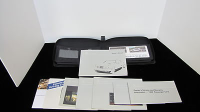 1999 Mercedes E-300 TURBO DIESEL E-320 E-430 E-55 AMG Owners Manual