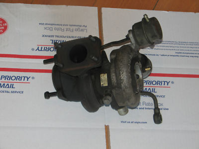 99 Saab 93 Expedited Shipping Turbo Charger OEM Gart 9146010