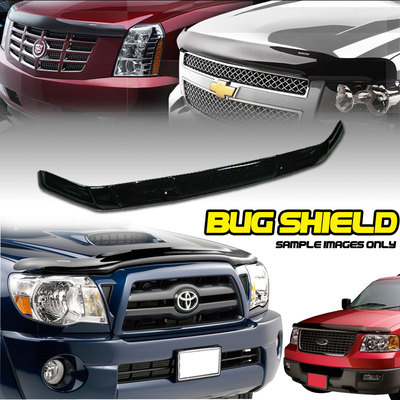 0006 Yukon/Yukon Xl Hood Protector Bug Shield Smoke