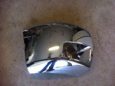 Chevy Silverado Front Right Chrome Bumper Cover