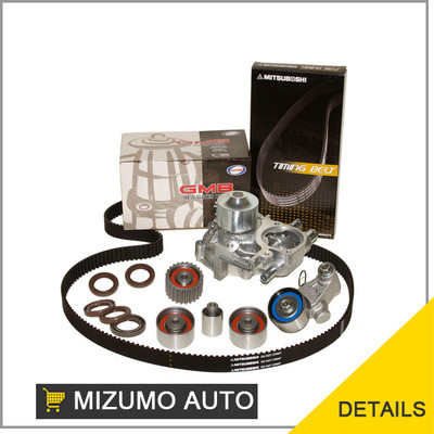 0205 2.0L EJ20T Subaru WRX Turbo DOHC Timing Belt Kit GMB Water Pump