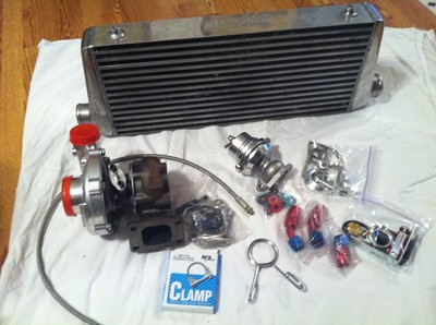 Godspeed T3/T4 .50 Turbo Kit ()