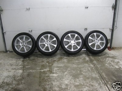 4 ASA Sport Wheels Nokian Winter Tires Audi A6