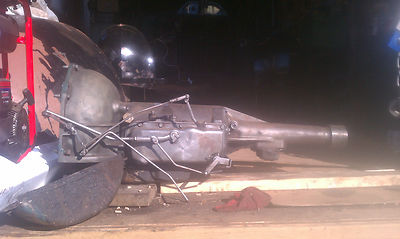 1948 1949 1950 Cadillac Hydramatic Automatic Transmission 60k good condtion