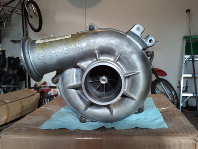 Powerstroke Turbo 1999.52003 FSeries Ford F250/350