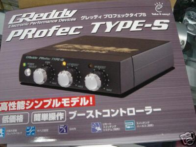 GReddy Profec Type-S Boost Controller Universal Turbo Supra RSX JDM