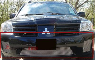 2004-05 Mitsubishi Endeavor Front Bumper Aluminum Billet Grille