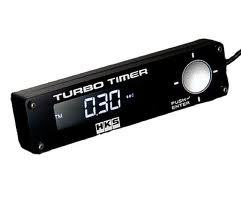 HKS Turbo Timer Type 0  JDM Black Universal 41001ak009 Blue LED