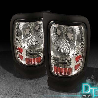 Dodge Ram 1500 2500 3500 Tail Brake Lights Lamps