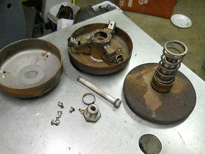 1968 Arctic Cat Panther 300 Hirth Motor Primary Drive Clutch