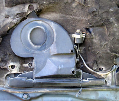 1982-92 Firebird Cowel Scoop Hood Air Induction