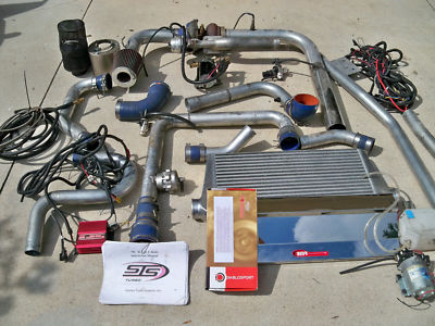 STS Turbo System 1998 to 2002 GM LS1 F Body