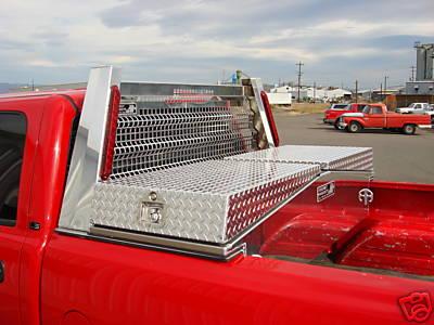 Gull Wing Tool box for long / short bed Pickup Trucks