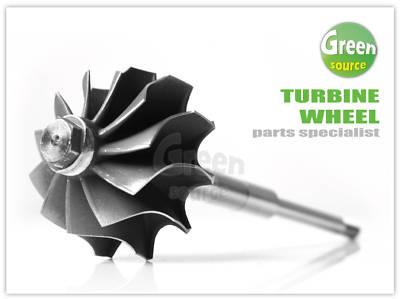 Turbo Turbine Shaft Wheel for Gart TB25 4353680003