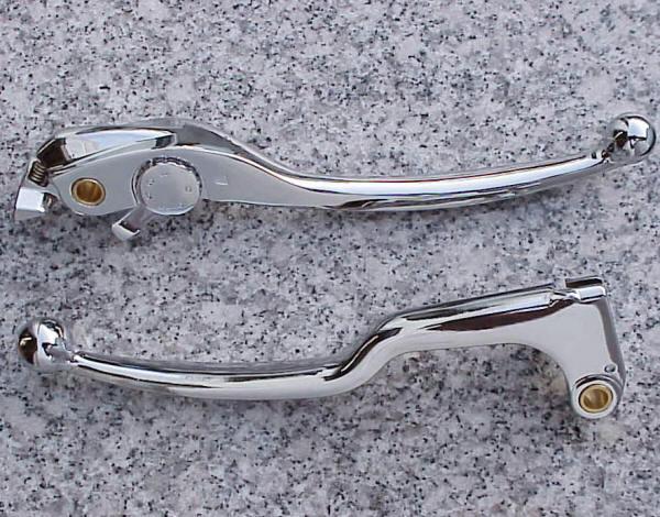 20032006 Honda CBR 600 RR 600RR CHROME LEVERS