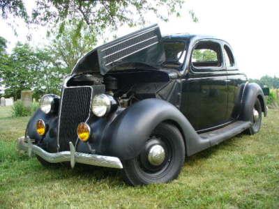 1932 35 36 38 40 ford a scta hot rod bumper guard