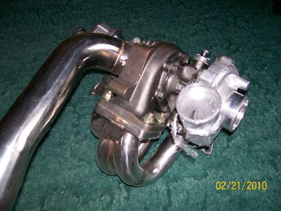 Turbo kit for scion tc  05  07