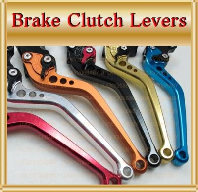 Brake Clutch Levers for Kawasaki ZX6R 6R ZX636 636 K01