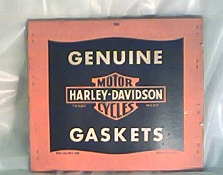 19401960,Harley,Gasket,set,WL,WLA,WLC,45,Servi,engine
