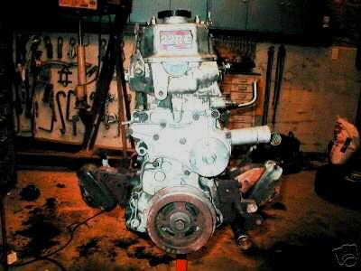 Toyota Engine Rebuild 22R