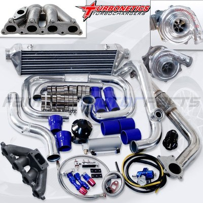 Civic Ef Eg Ek D15a D15b D16y T3 T04e T3/T4 Turbo Kit Turbonetics Turbo Charger