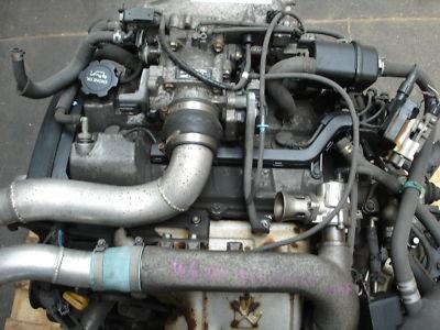 JDM 9499 Toyota MR2 Turbo 2.0L 3SGTE Engine