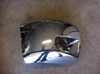 Chevy Silverado Front Right Chrome Bumper Cover