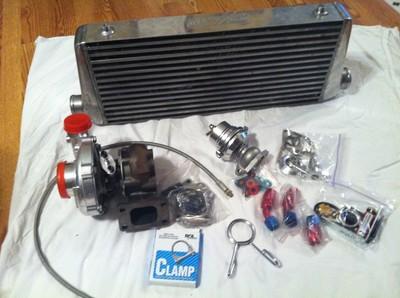 Godspeed T3/T4 .50 Turbo Kit ()