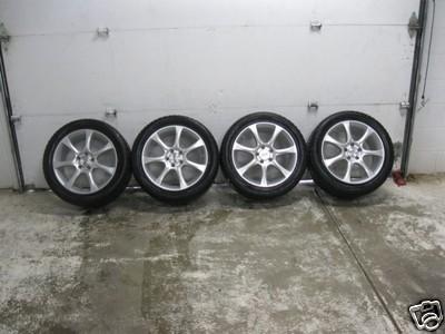 4 ASA Sport Wheels Nokian Winter Tires Audi A6