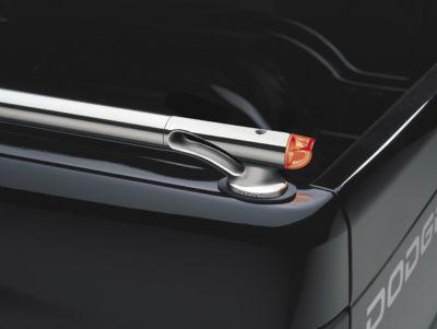 Ford F150 PUTCO 39828 LED Rocket Locker Side Bed Rails Long Box