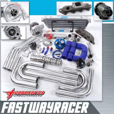 CL ACCORD F22B F23A Close Port Turbo Kit W Turbonetics Turbo