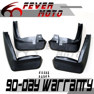 Front Rear Bumper Mud Guard Splash Flap For Honda Accord Sedan