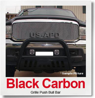 Hyundai Veracruz Black Bull Bar