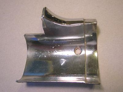 Lincoln Mark III RH Corner Bumper Grille Trim