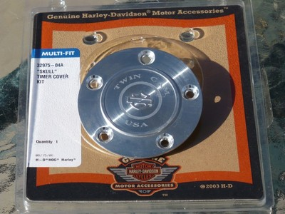 Harley Davidson Timer Cover For Twin Cam Engines