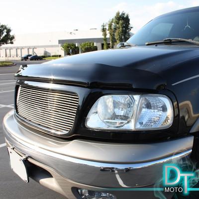 Ford Ranger Mazda Pickup Smoked Ventshade Hood Wind Shield Bug Deflector